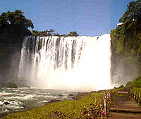 Catemaco Waterfalls