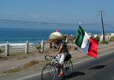 Rosarito to Ensenada Bike Ride  - Pancho Villa