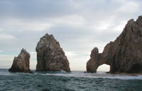 Land's End Arches