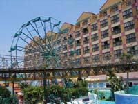 Hotel in Rosarito Beach