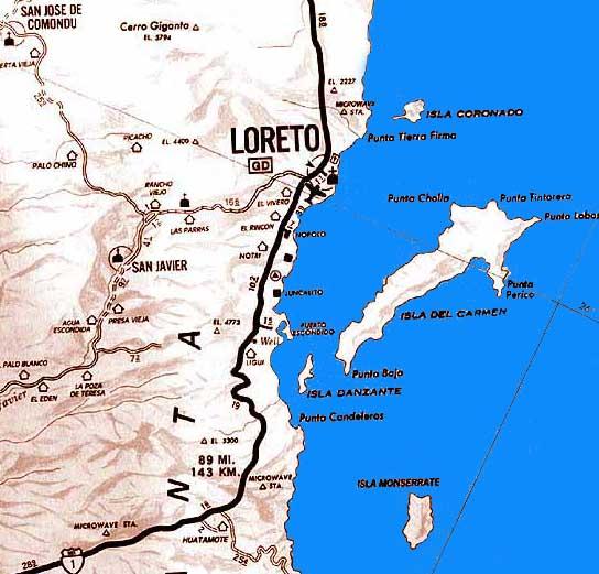 Mexonline Com Loreto Directory Loreto Photos Baja California Sur