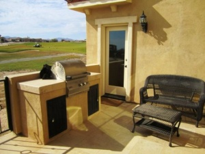 San Felipe golf course rental