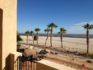 San Felipe beachfront rental