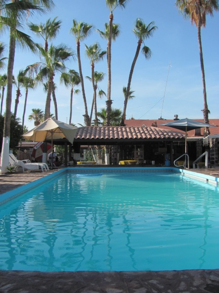 Mulege Hotels Hotel Serenidad Mulege Baja Mexico