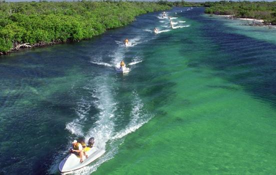 Jungle Adventure Tours Cancun