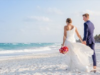 Wedding photographer in Cancun