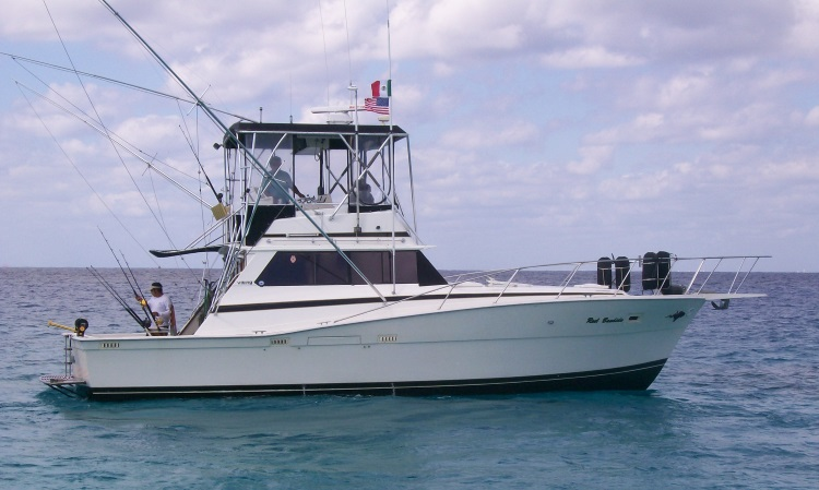 Fishing charters Mexico