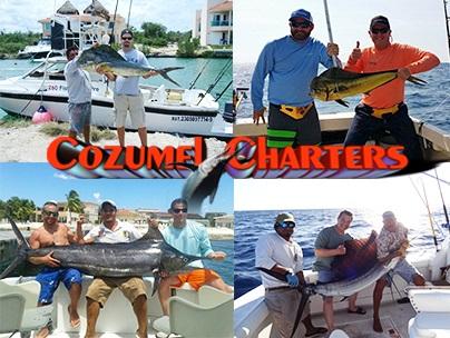 Cozumel sportfishing cozumel charters cozumel for Fly fishing cozumel