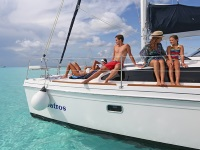 Rent a boat in Cozumel