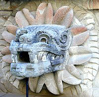 Feathered Serpent, Teotehuacan