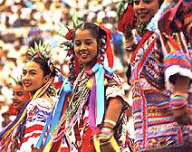 La Guelaguetza - Oaxaca's Famous Regional Festival - Mexico Online ...