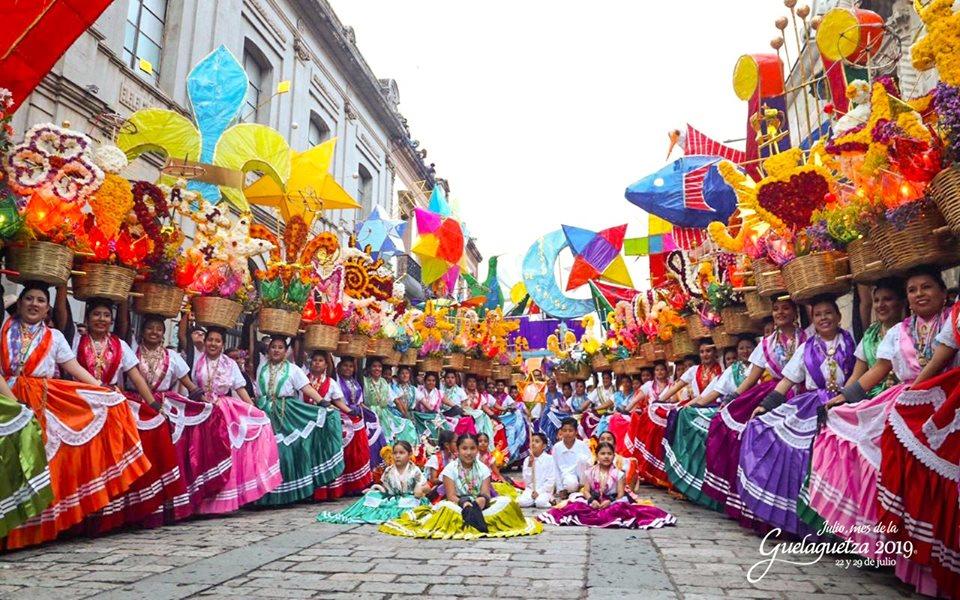 Guelaguetza in Mexico