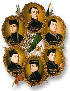 Los Ninos Heroes - Mexican-American War - Mexico History