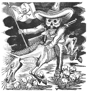 Jose Guadalupe Posada, The Revolution