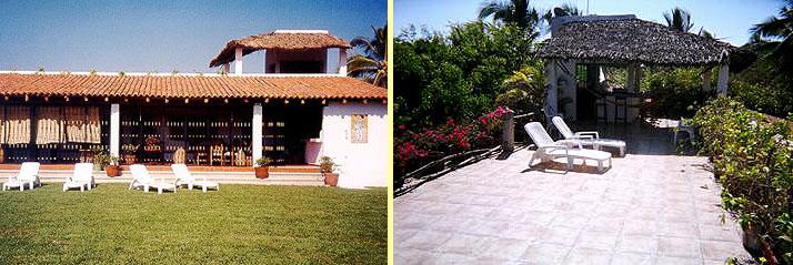 Ixtapa zihuatanejo vacation rentals casa de la - Casa la felicidad ...