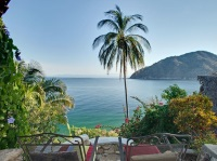 Boutique hotel in Yelapa
