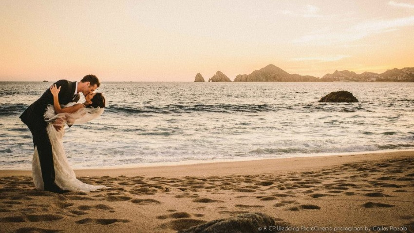 Destination wedding in Los Cabos