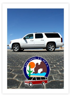 Cape Travel - Transportation Services in Los Cabos
