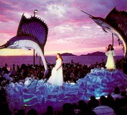 Carnaval In Mexico (Mardi Gras) from Mexonline com