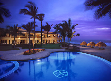 Mexico beachfront vacation resorts estrella del mar - Estrella del mar hotel ...