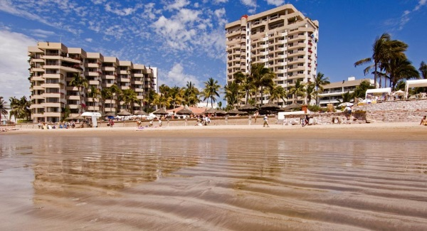 Mazatlan beach resorts