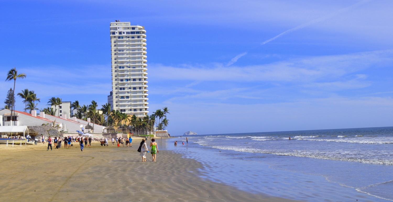 Playa Las Gaviotas, Mazatlan