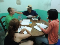 Spanish language classes in Oaxaca