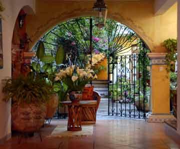Oaxaca Mexico Bed And Breakfast La Casa De Mis Recuerdos