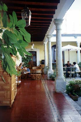 Hotels in Oaxaca city