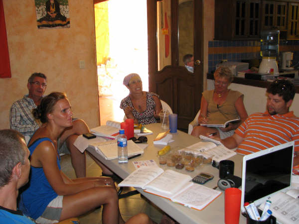 Learn Spanish in the Riviera Maya