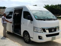 Airport shuttle to Playa del Carmen