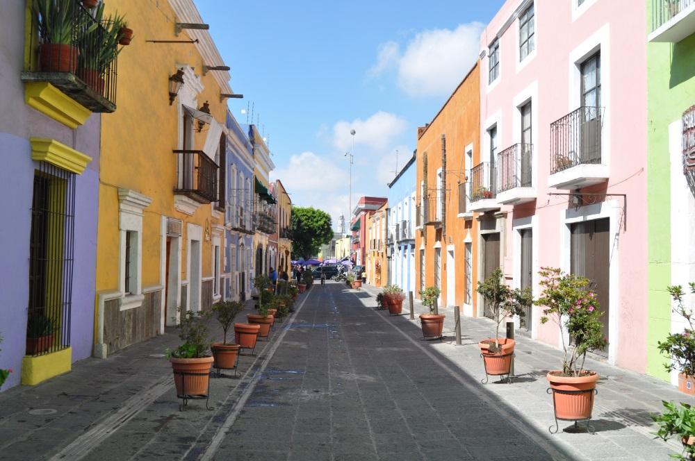 Callejon de los Sapos, Puebla