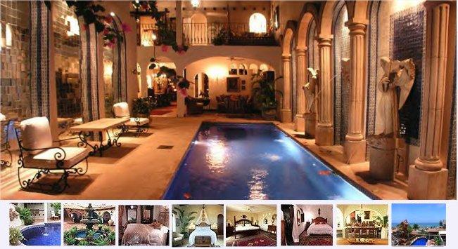 Puerto Vallarta Bed Amp Breakfast Hotels Hacienda San