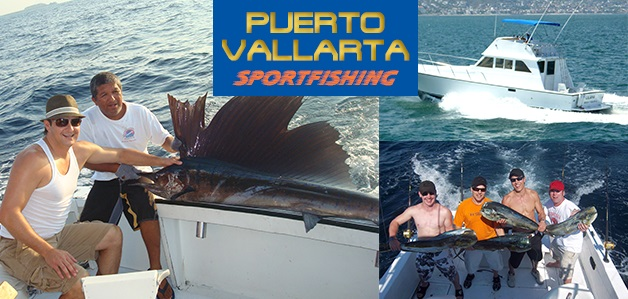 Puerto vallarta activities puerto vallarta fishing for Deep sea fishing puerto vallarta