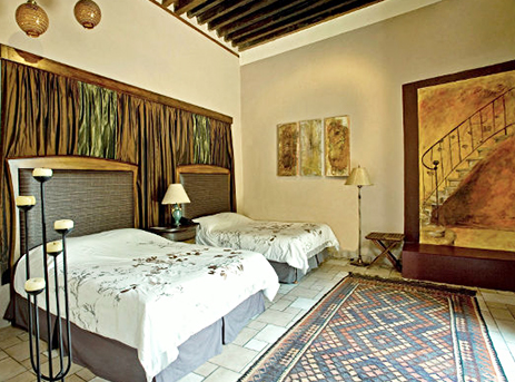 Boutique hotel in Queretaro