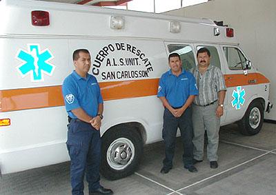 San Carlos Emergency Room
