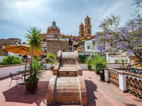 Taxco colonial hotel