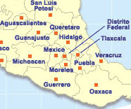 Mexonline Com Tlaxcala Directory Tlaxcala Hotels Restaurants