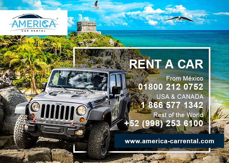 Rent a car in Mexico